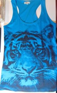 Blusa Tigre da inside paguei 5.95 euros